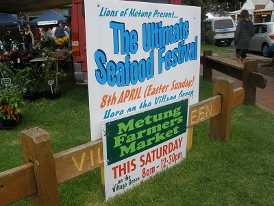 Metung Lions Seafood Festival
